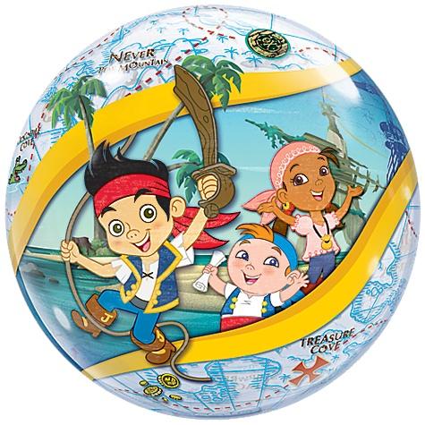 Ballon bulle Jake et les Pirates du Pays Imaginaire
