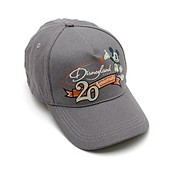 Casquette de baseball Collection Signature Disneyland Paris