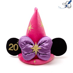 Chapeau géant de Minnie magicienne Collection Célébration de Disneyland Paris