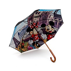 Parapluie Mickey et Minnie, Collection Paris