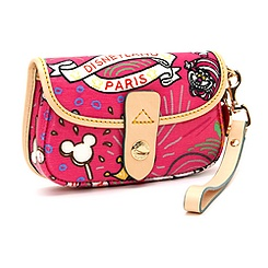 Pochette Sketch rose par Dooney & Bourke