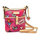 Pochette rose Sketch par Dooney & Bourke