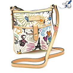Pochette Sketch par Dooney & Bourke