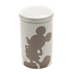 Pot moyen Silhouette Mickey Mouse