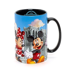 Mug Disneyland Paris, Collection Paris