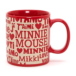 Mug d'amour Minnie Mouse