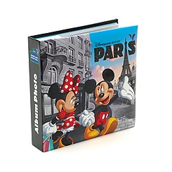 Album Mickey et Minnie Collection Paris