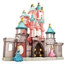 Château feux d'artifice Princesses Disney