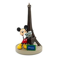 Objet décoratif Tour Eiffel Mickey, Collection Paris