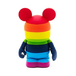 Figurine Vinylmation Theme Park Favourites Arc-en-ciel 7 cm
