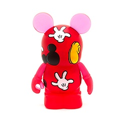 Figurine Vinylmation Theme Park Favourites Mickey Mouse 7 cm