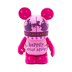 Figurine Vinylmation Theme Park Favourites Carrousel 7 cm