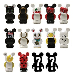 Vinylmation 4 cm Junior Good luck - Bad luck
