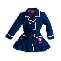 Trench marin Minnie Mouse pour enfants