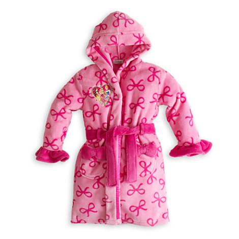 Robe De Chambre Fille Princesse Disney