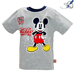 T-shirt Mickey Mouse Original Classic pour enfants