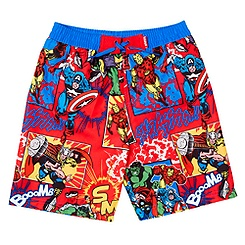 Short de bain Marvel pour enfants, incluant Iron Man
