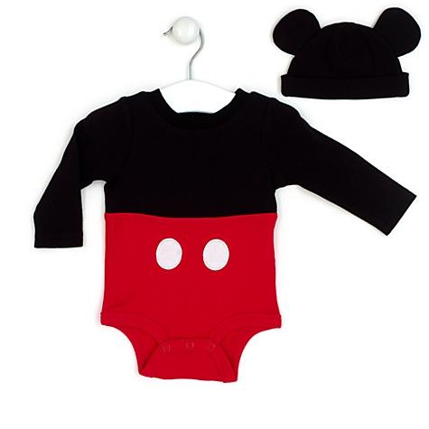 Body Mickey Mouse-9-12 mois