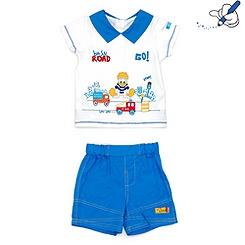 Ensemble T-shirt et short Donald