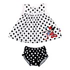Ensemble haut et culotte Minnie Mouse