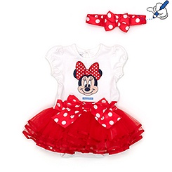 Body tutu Minnie Mouse