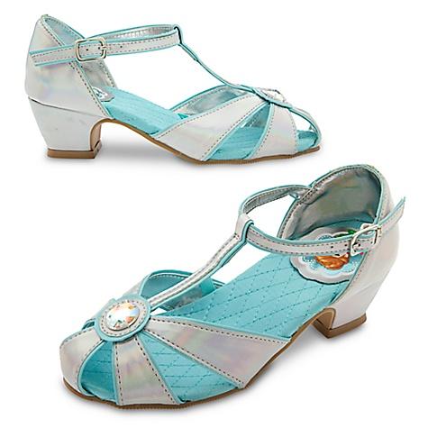 Chaussures de déguisement La Reine des Neiges pour enfants-28