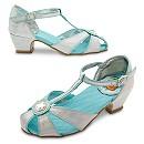 Chaussures de déguisement La Reine des Neiges pour enfants