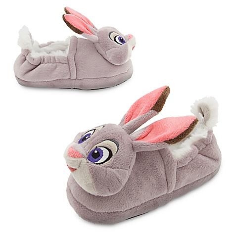 Chaussons en peluche Judy Hopps pour enfants-23-24