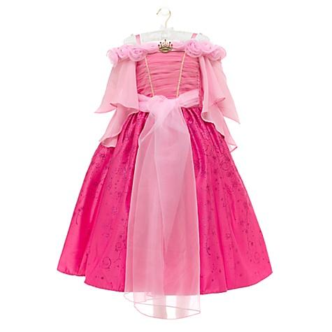 Robe de luxe pour enfants La Belle au Bois Dormant-9-10 ans