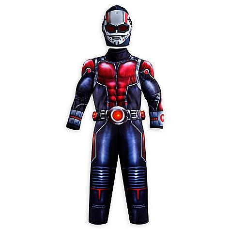 Déguisement Ant-Man pour enfants-4 ans