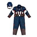 Costume pour enfants Captain America des Avengers Marvel