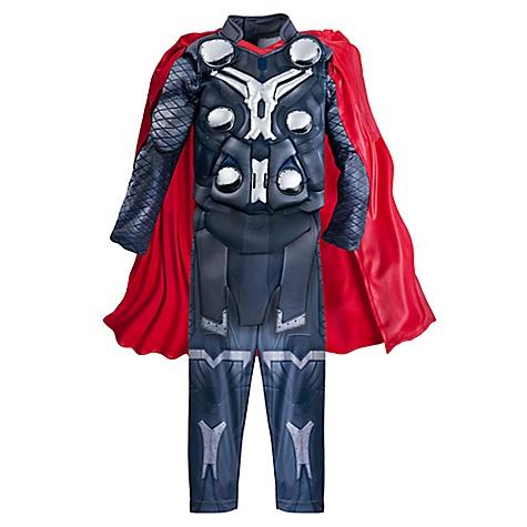 Déguisement de luxe Thor pour enfants-3 ans