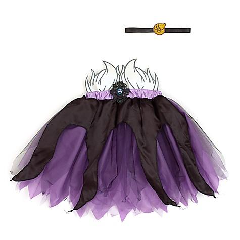 Déguisement tutu Ursula, La Petite Sirène-XS