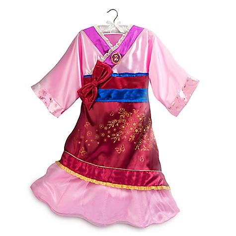 Déguisement Mulan pour enfants-5-6 ans