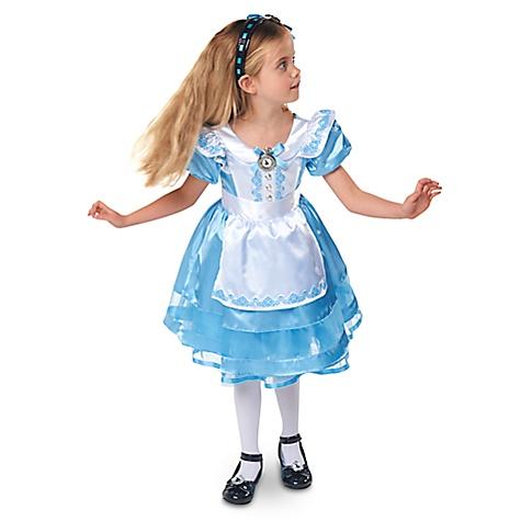 Déguisement Alice au Pays des Merveilles pour enfants-3 ans