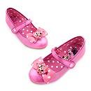 Chaussures de déguisement Minnie Mouse roses pour enfants
