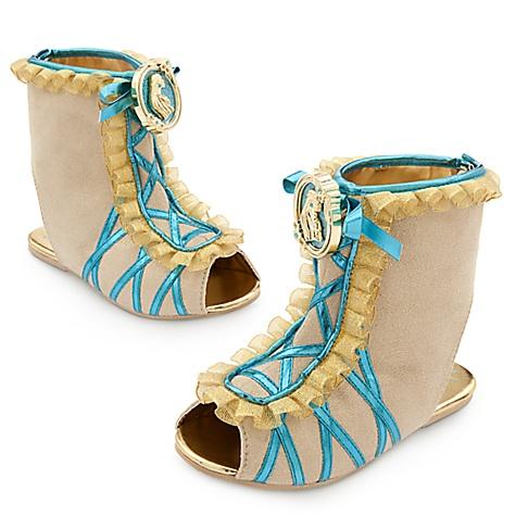 Chaussures de déguisement Pocahontas pour enfants-24-26