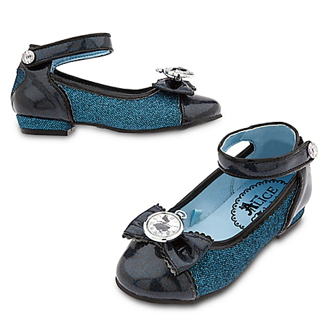 Chaussures de déguisement pour enfants Alice au Pays des Merveilles-31