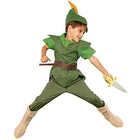 Costume Peter Pan pour enfants-7-8 ans