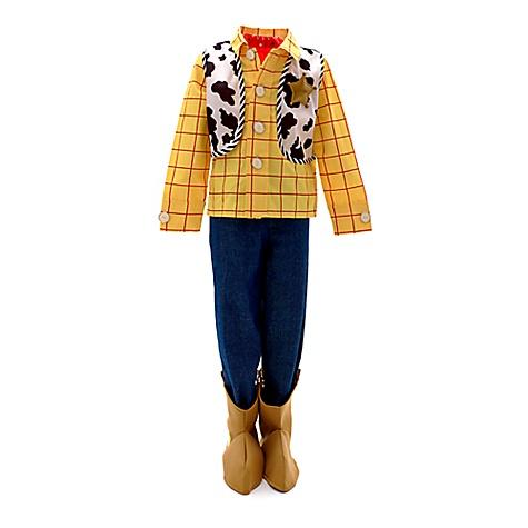 Costume Woody pour enfants-7-8 ans