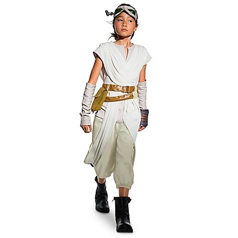Déguisement Rey de Star Wars pour enfants-9-10 ans