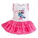 Robe tutu Minnie Mouse pour bébé