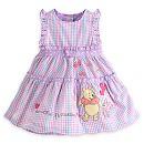 Ensemble robe et culotte Winnie l'Ourson pour bébé