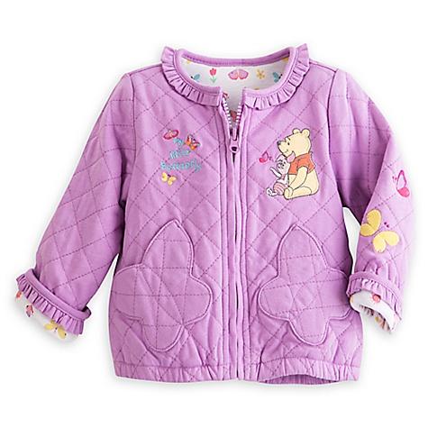 Veste en tricot Winnie l'Ourson pour bébé-0-3 mois