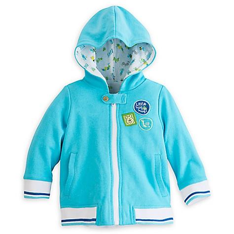 Veste à capuche en tricot Winnie l'Ourson pour bébé-6-9 mois