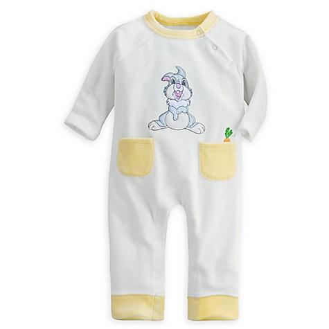 Barboteuse Layette Pan Pan pour bébé-6-9 mois