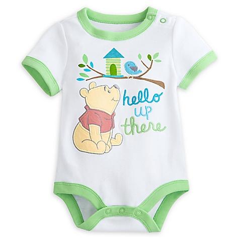 Combinaison Winnie l'Ourson pour bébé-12-18 mois