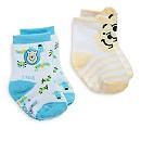 2 paires de chaussettes pour bébé Winnie l'Ourson