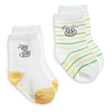 2 paires de chaussettes Pan Pan Layette-1-2 ans