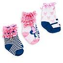 3 paires de chaussettes Minnie Mouse
